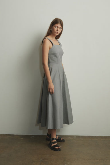 Kind Dress - Check Cotton