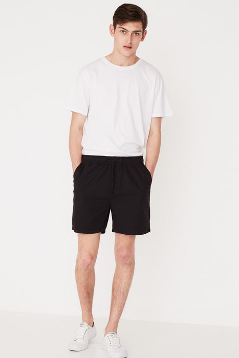 Cotton Walkshort - Black