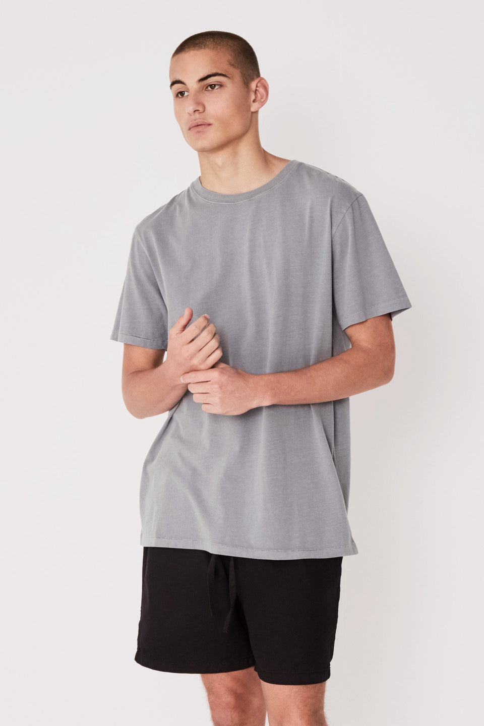 Standard Tee - Harbour Blue