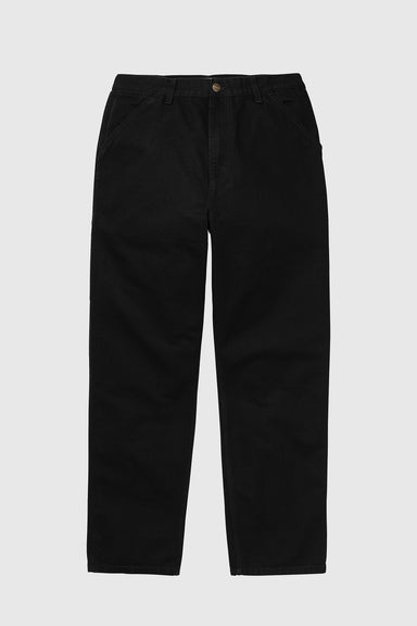 Single Knee Pant - Black