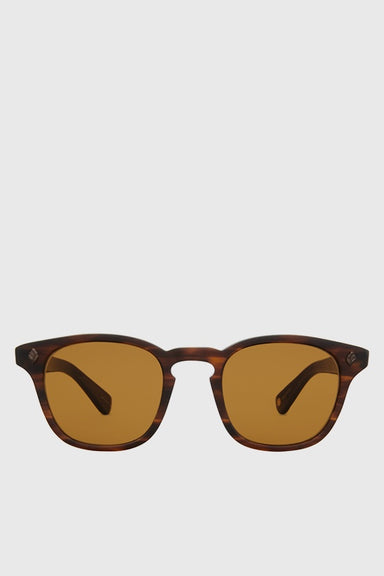 Ace Sun 47 - Matte Brandy Tortoise / Semi-Flat Pure Brown
