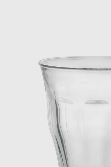 Picardie Tumbler 90ml Set of 6 - Clear