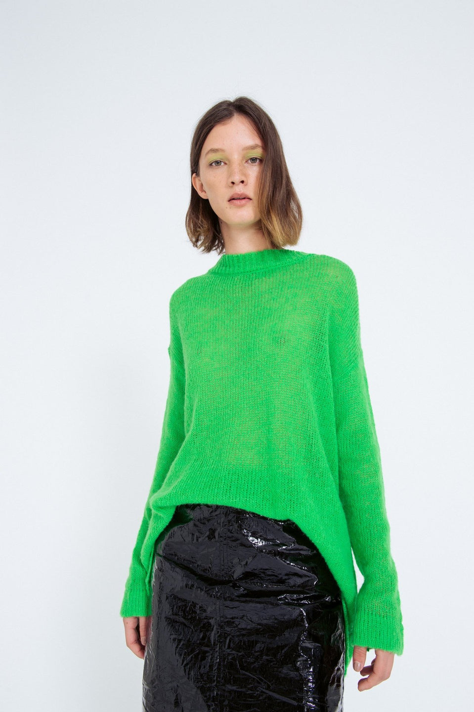 Slime Knit - Green