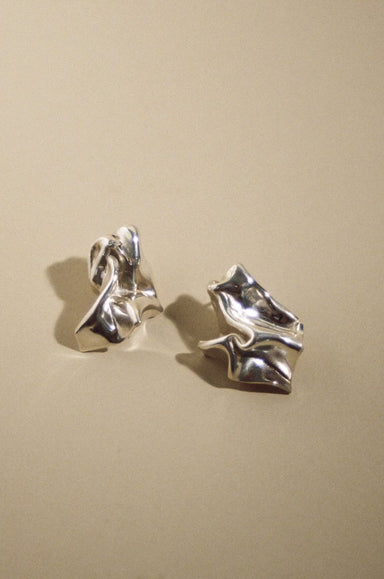 Celeste Earrings - Silver