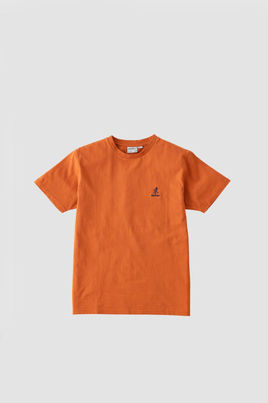 Big RunningMan Tee - Orange