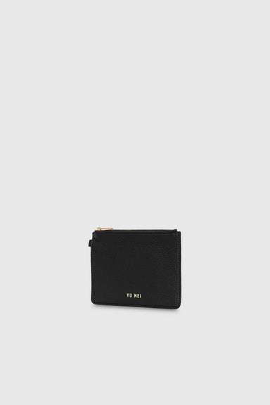 1/8 Amy Clutch - Black