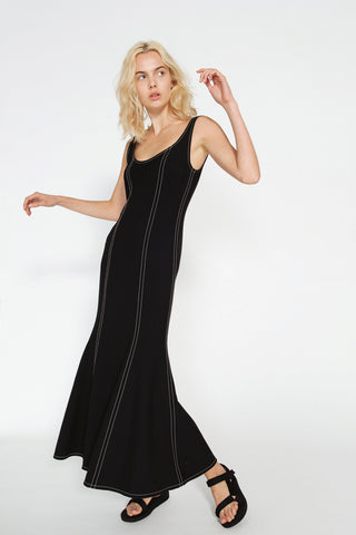 Beaches Dress - Black