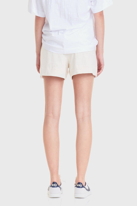Women's Beach Short - Natural