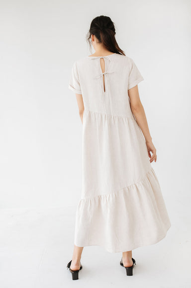 Carly Dress - Natural
