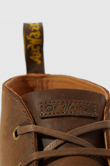 Cabrillo Leather Desert Boots - Gaucho Crazy Horse