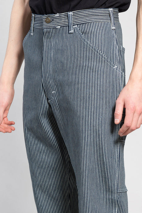 80s Painter Pant - Hickory Stripe
