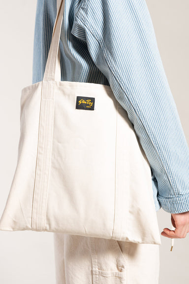 Tote Bag - Natural Drill