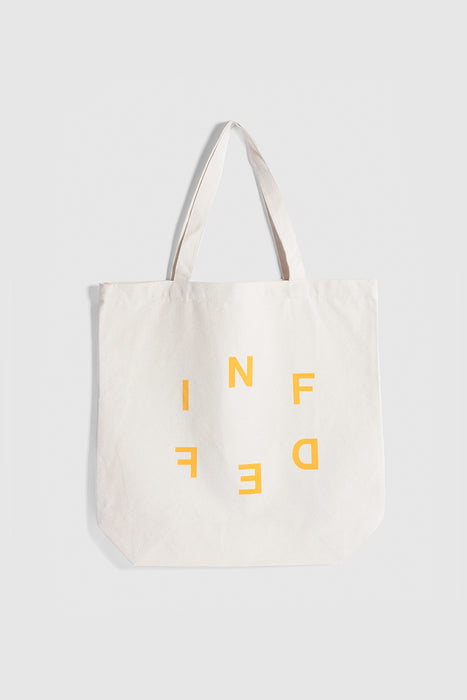 Inf Def x No Comply 2020 Tote Bag - Mustard