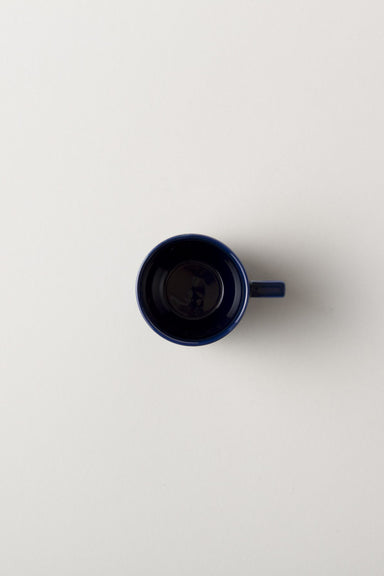 Block Mug Big - Navy