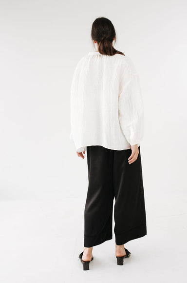 Hunter Shirt - Ivory