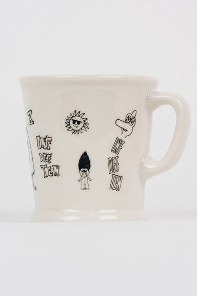 Inf Def X Coffee Supreme 10 Year Combination Mug