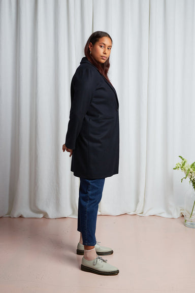 James Coat - Navy