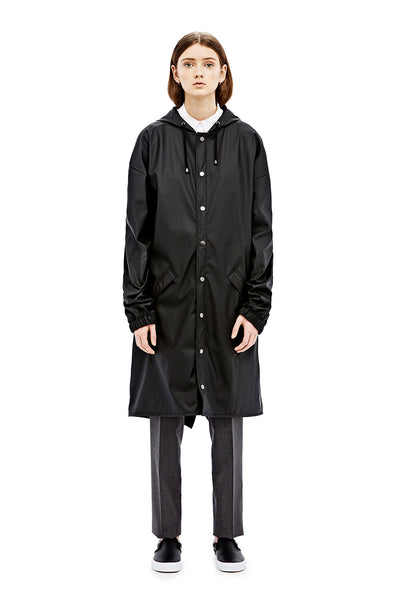 Loose Fit Jacket - Black