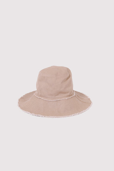 Nonna Hat - Taupe