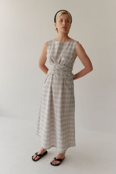 Lake Dress - Gingham