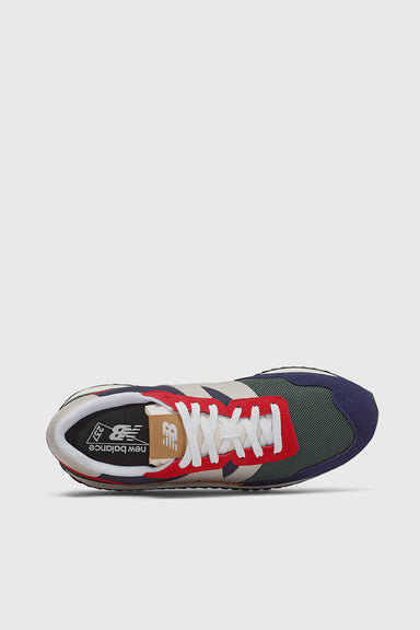 M237LA1 - Red/Yellow/Navy/Green
