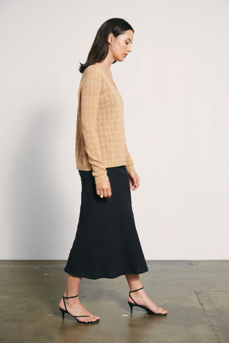 Nyla Sweater - Camel
