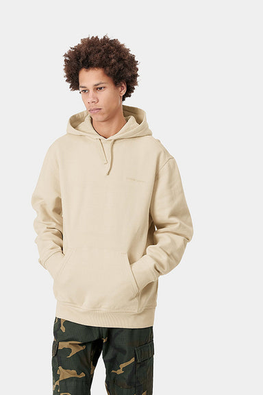 Ashland Hooded Sweatshirt - Flour