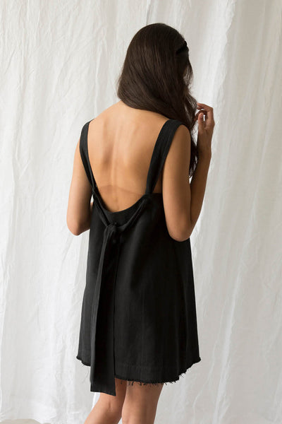 Newton Dress - Black