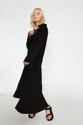 Oceans Dress - Black