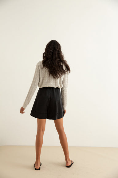 Pepper Shorts - Black