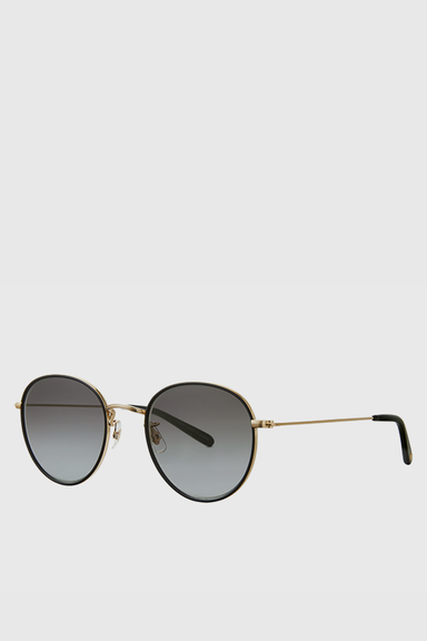 Paloma Sun 50 - Matte Black Gold / Semi-Flat Charcoal