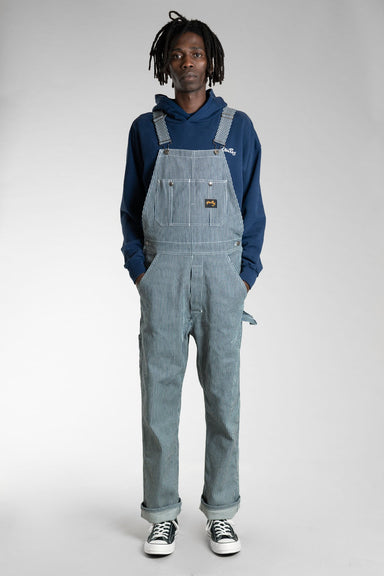 Earls Overalls - Hickory