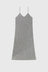 Panel Slip Dress - Stripe