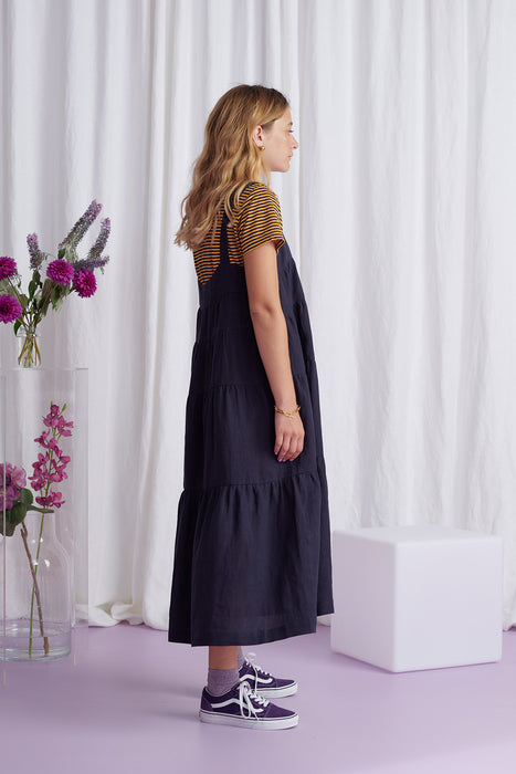 Mystic Dress - Navy