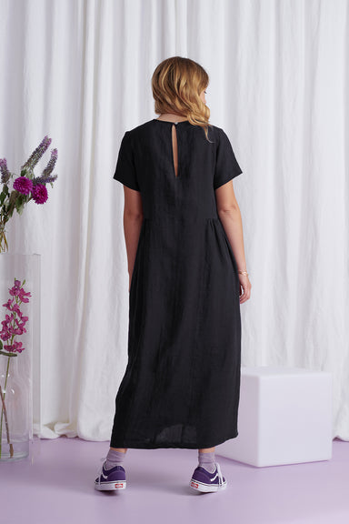 Faithless Dress - Black