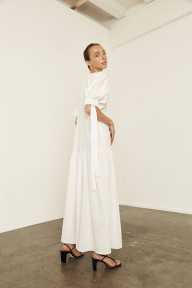 Etheral Dress - White