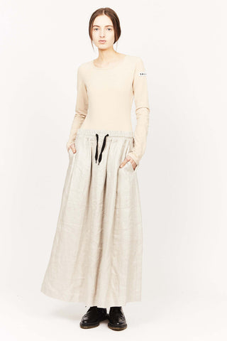 Untitled Skirt - Metallic