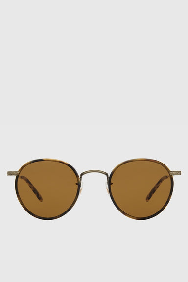 Wilson Sun 49 - Tortoise-Antique Gold/Pure Brown