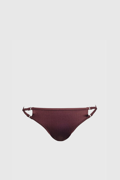 Penny Brief - Oxblood