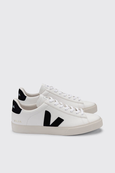 Campo ChromeFree Leather - White / Black