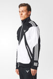 Adidas X White Mountaineering Track Top - Black / White