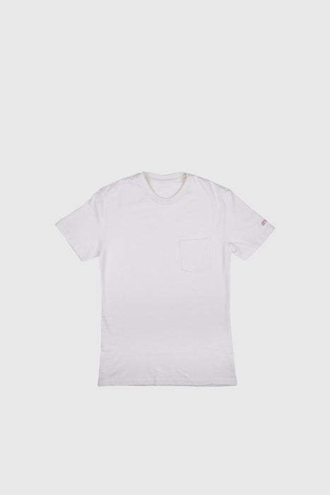 Pocket Tee - Natural