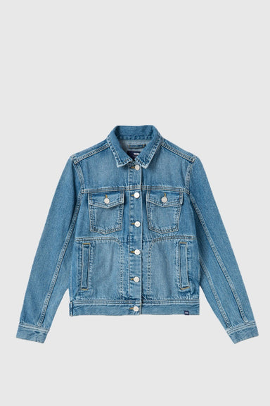 June Jacket - Classic Blue