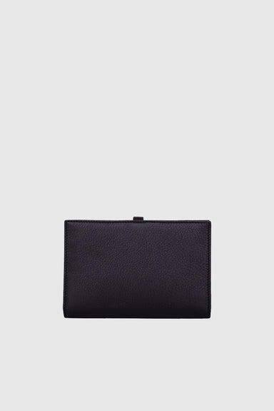 1/8 Jessie Wallet - Black