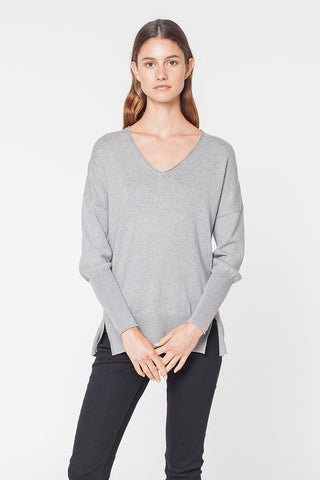 Compose Knit - Grey Marle