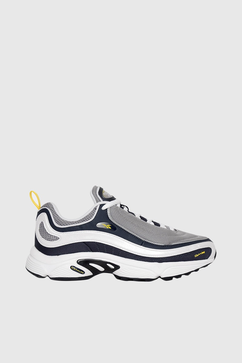 Daytona DMX - White / Navy / Solid Grey