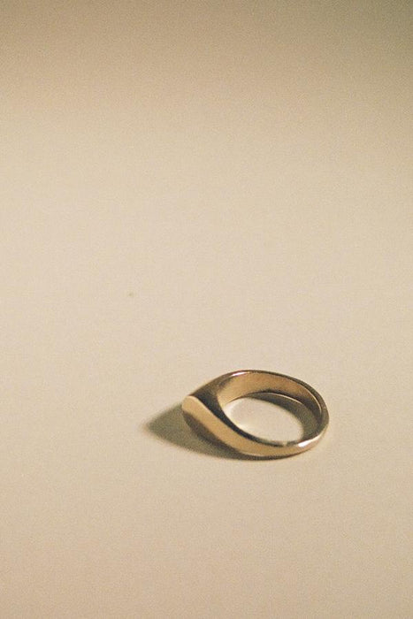 Oro Ring - Gold Plated