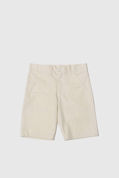 Four Pocket Short - Natural