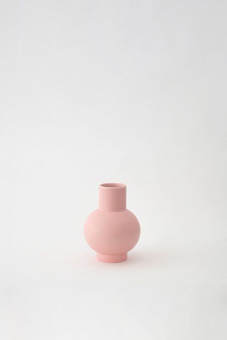 Strøm Vase Small - Coral Blush
