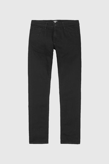 Rebel Pant - Black Rinsed